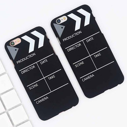 $enCountryForm.capitalKeyWord UK - For iphone6 iphone7 iphone plus iphonex Simple polished mobile phone case anti-fingerprint PC hard shell