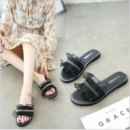 41ff0ae573022 DiamonDs heels online shopping - 2018 new fashion outside wear diamond women  comfortable non slip flat