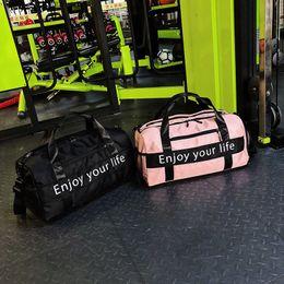 New Folding Travel Bag WaterProof Bag Large Capacity Unisex Luggage Packing  Women Nylon Travel Handbags Men Duffel Bag 3f0fdd4e6227a