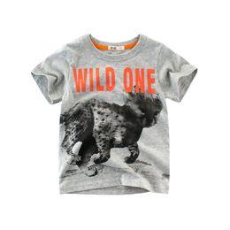 $enCountryForm.capitalKeyWord Australia - Casual Kids Boys Cotton T-shirt Breathable Children Short Sleeve Round Neck Tank Tops Kids Basic Summer Tee Shirts Tops 4T-15T