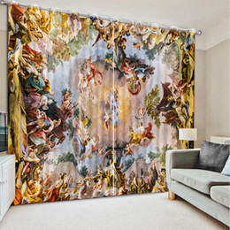 $enCountryForm.capitalKeyWord NZ - stereoscopic curtains for living room European style construction classic kitchen window curtains butterfly curtain