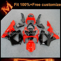 cbr929rr fairings Australia - 23colors8Gifts Injection mold black red motorcycle cowl for HONDA CBR929RR 2000-2001 CBR 929 RR 00 01 ABS Plastic Fairing