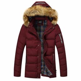 $enCountryForm.capitalKeyWord UK - 2017 Men's Hoodies winter quilted jacket warm coat men Parks Winter cotton padded coat male plus size M-3XL