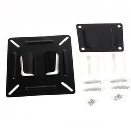 Discount lcd tv 24 - 12 inch to 24 inch LCD monitor LCD TV Mount Flat Panel Screen Monitor