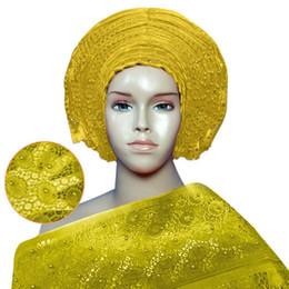african headtie aso oke headtie nigerian auto gele aso ebi head wrap  african turban headband gele headwear 0c8899391aa