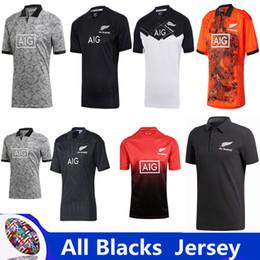 9e135a97487 New Zealand All Blacks Rugby Jersey Shirt 2015 2016 2017 Season, All Blacks  Mens Rugby New Zealand ALL BLACKS SHIRT BLACK Jersey Size S-XXXL