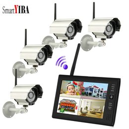 dvr security system wireless cameras 2019 - SmartYIBA 7