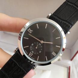 Chinese  2018 Fashion Dress Watch women man Quartz Clock Luxury Brand genuine leather Man wristwatch Male stainless Steel case Relojes De Marca Mujer manufacturers
