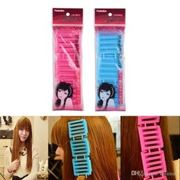 $enCountryForm.capitalKeyWord Australia - 3pcs bag DIY Corn Hair Clip Curler Maker Beauty Hair Curl Roller Hairdressing Styling Wave Perm Rod Tool Color Random