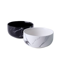 14 Ounce Creative Design Marble Grain Ceramic Rice Bowls Porcelain Noodle Cereal Soup Bowl Dinnerware Home Decoration Tableware  sc 1 st  DHgate.com & Porcelain Noodle Bowl NZ | Buy New Porcelain Noodle Bowl Online from ...