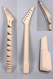 $enCountryForm.capitalKeyWord NZ - Left Hand Maple Guitar Neck 24 Fret 25.5 Inch For Guitar Unfinished