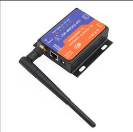 Venta al por mayor de 1 pieza USR-WIFI232-610 RS232 Serie RS485 a Wifi 802.11 b / g / nEthernet Convertidor RS232 Módulo Wifi Q00203