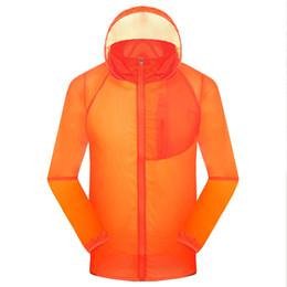 skin suit white 2019 - Vertvie 2017 Sleeve Hooded Women Men Tracksuit Outdoor Anti-UV Skin Fast Drying Sport Suit Breathable Costumes For Femal