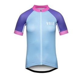 online shopping 2018 Summer VOID Women Tops Cycling Jersey Short Sleeve shirts Ropa De Ciclismo Road Bike Clothing MTB Bicycle Clothes Cycle Wear D2601