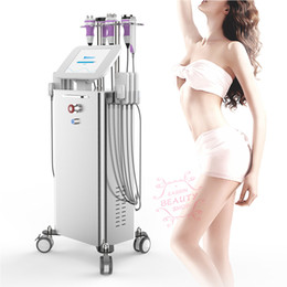 $enCountryForm.capitalKeyWord Canada - 6 In 1 Ultrasonic Liposuction 40k Cavitation Fat Burning Biopolar RF Face Care Vacuum Body Slimming Machine