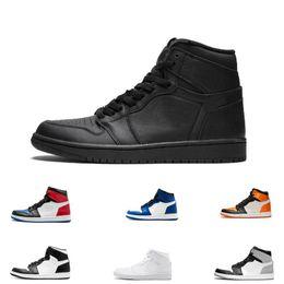 separation shoes 769c1 89ebd Alta calidad 1 OG Bred Royal Blue Black All Star Chameleon zapatos de  baloncesto Hombre 1s Top 3 Fragmento x zapatillas de deporte de EE.UU.