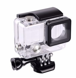 Accessories hero3 online shopping - Top Quality For Gopro Waterproof Housing Case For Gopro hero Hero3 Hero Underwater Protective Box For Go pro Accessories