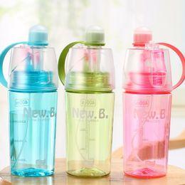 c35fb3135a3 Water bottles for kids online shopping - 400ml ml Children Creative Sport  Drinking Spraying Water Bottle