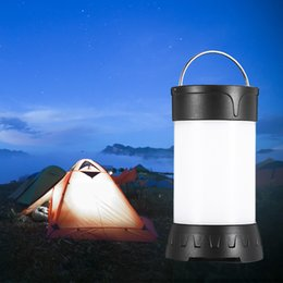 Wholesale Portable W Camping Lamp Emergency Bulb Light Brightness Modes Night Light For Outdoor Hiking Reading Fishing Caving Tent