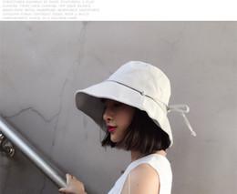 $enCountryForm.capitalKeyWord Canada - Bucket Hat Cotton and linen Fisherman Cap Mens Panama Fishing Hat Summer Sun Visor Bucket Hats For Women Beach Cap
