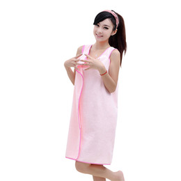 China HELLOYOUNG Microfiber Women Sexy Bath Towel Wearable Beach Towel Soft Beach Wrap Skirt Super Absorbent Bath Gown supplier super pva suppliers