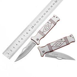 Outdoor Titanium Alloy Edc Gadget High Hardness D2 Steel Knife Mini Folding Pocket Tool Multi-function Bottle Opener Pendant
