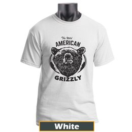$enCountryForm.capitalKeyWord NZ - The Most Popular T-Shirts, The Wild American Grizzly Printed T-Shirts.