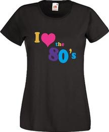 $enCountryForm.capitalKeyWord Canada - I Love 80's Slogan T Shirt Made In 80s Fancy Costume Dress Party Gift Men Ladies