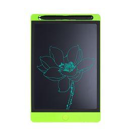 Usb sensor board online shopping - 9 inch LCD Writing Tablet Drawing Tablet Handwriting Pad Blackboard Electronic Tablet Board for Adults Kids Children ctn