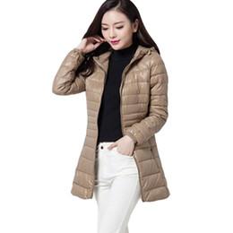 $enCountryForm.capitalKeyWord NZ - 2019 2017 Women Coat Winter down Jacket Female 90% Duck Down Outwear Lady Parka UL light Long Elegant Brand Down Parka size 5XL 6XL