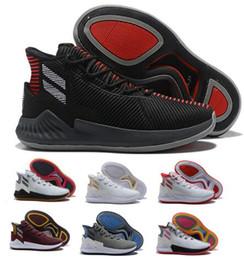 ed241a702355 Cheap D Rose 9 Air Basketball Shoes Mens Man Blue Derrick Rose 9s Designer  Runners 2018 Zapatos Classis Sport Boots Training Sneaker Shoe