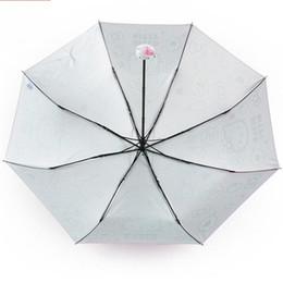 Fish protect online shopping - Foldable Rain Umbrella Sun Shading Protect Woman Sunscreen Children Kids Girls Ultraviolet Proof Cute Umbrellas Portable Creative cb ff