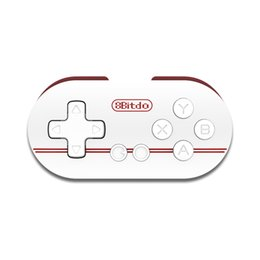 Chinese  new 8Bitdo ZERO mini portable Bluetooth wireless game pad controller for iphone Android iOS and pc Windows Mac OS system manufacturers