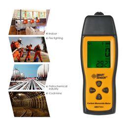 $enCountryForm.capitalKeyWord Australia - Professional CO Gas Analyzer mini Carbon Monoxide Meter Tester gas Detector Monitor LCD diaplay Sound + Light Alarm 0-1000ppm
