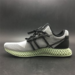 Y-3 Runner Futurecraft Alphaedge 4D LTD Aero Ash Print Grey AQ0357 Men  Running Sports Shoes Sneakers Trainers With Original Box Top 5e73f920f