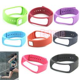 $enCountryForm.capitalKeyWord Australia - OOTDTY 1PC Replacement Wrist Band Clasp Bracelet For Galaxy Gear Fit Watch