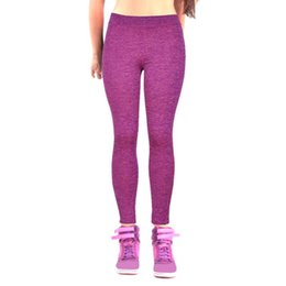 brand women sportswear gym leggings women yoga leggings fitness legging  Dance sport tights pants tracksuits T0458 ed2678ede