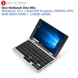 tablet laptop windows 2018 - One Netbook One Mix Yoga Pocket Laptop Tablet PC 7.0'' Windows 10.1 Intel Atom X5-Z8350 Quad Core 8GB RAM 128G