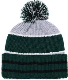 0cb0403b02 Hot sale Beanie All Teams Logo Sideline Cold Weather Graphite Official  Revers Sport Knit Hat winter Warm Knitted Wool Eagles Skull Cap
