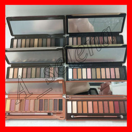 Makeup palette 12 colors online shopping - 2017 hot newest makeup eye shadow Heat Eyeshadow classic earthtone eyeshadow palette colors high quanlity