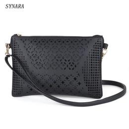 746a2d3b6fd0 2017 Small Casual women messenger bags PU hollow out crossbody bags ladies  shoulder purse and handbags bolsas feminina