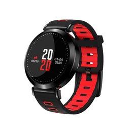 Waterproof Sports Smart Bracelet Watches Men Women Colorful Screen Blood Pressure Heart Rate Monitor Smartwatch