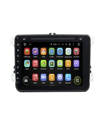 Deckless bluetooth car stereo online shopping - New Deckless Touch button inch Android Car dvd Radio playerFor VW Magotan Caddy Passat Sagitar Tiguan Touran Jetta Seat etc