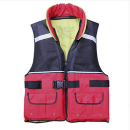 Horse Suit NZ - Adult buoyancy professional foam swimming portable vest fishing suit horse armor non life jacket