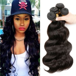 $enCountryForm.capitalKeyWord Australia - Unprocessed Brazilian Peruvian Indian Malaysian Virgin Human Hair Bundles Body Wave Hair Weaves Double Weft Extensions Natural Color Dyeable