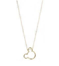 China Three Color Option Cute Choker Mickey Head Pendant Necklace Women Gift Fashion Jewelry Wholesale suppliers