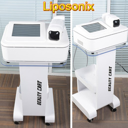 Wholesale 2018 The Latest Portable Liposonix weight Loss slimming machine Fast Fat Removal more effective lipo hifu beauty equipment