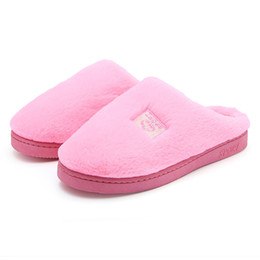 ba87fb4d84dd MUQGEW Women Slippers Plush House Shoes Indoor Outdoor Anti-Skid Sole  Cotton Home Slippers Woman wholesale
