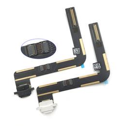 ipad air flex cable 2019 - 1Pcs USB Flex Cable For iPad Air For iPad 5 Dock Connector Flex Charging Charger Port Repair Parts cheap ipad air flex c