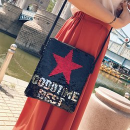Cross bags for girls online shopping - Casual Shinning Glitter Shoulder Bags for Girls Mini Outdoor Bags Travel mixed colors